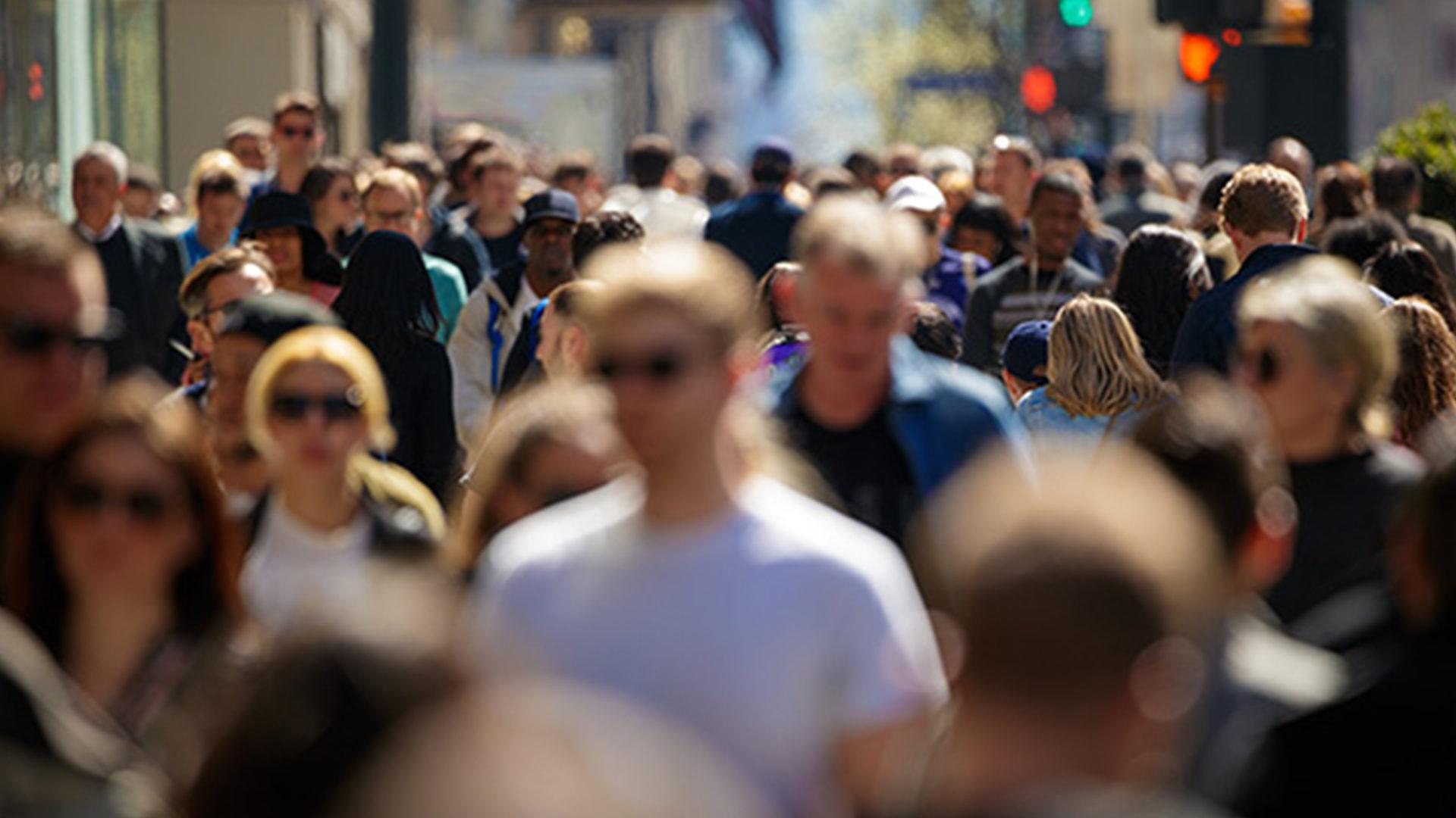 No-Billag, Menschenmenge