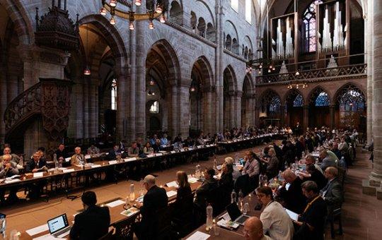Evangelische Kirchen in Europa verabschieden Syrien-Resolution