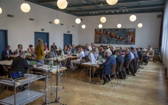 Kirchenbund diskutiert die künftige Konferenz Protestantische Solidarität Schweiz PSS