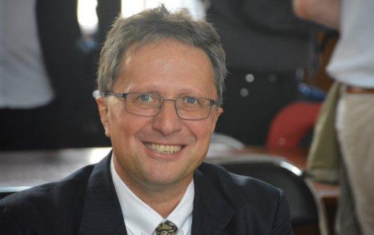 Pfarrer Pierre de Salis zum Präsidenten der Abgeordnetenversammlung des SEK gewählt