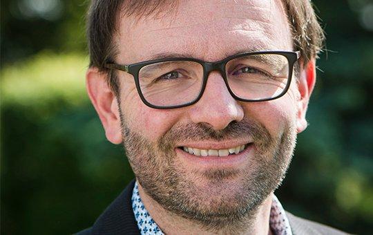 Pfarrer Pierre-Philippe Blaser