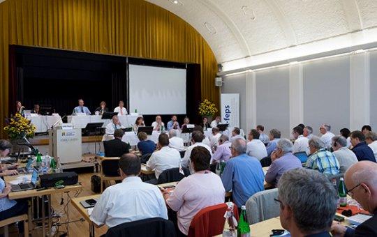 Sommer-Abgeordnetenversammlung in Schaffhausen