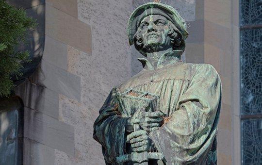Zwingli Denkmal