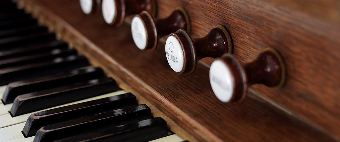 Gottesdienst Kirchenmusik, Orgel