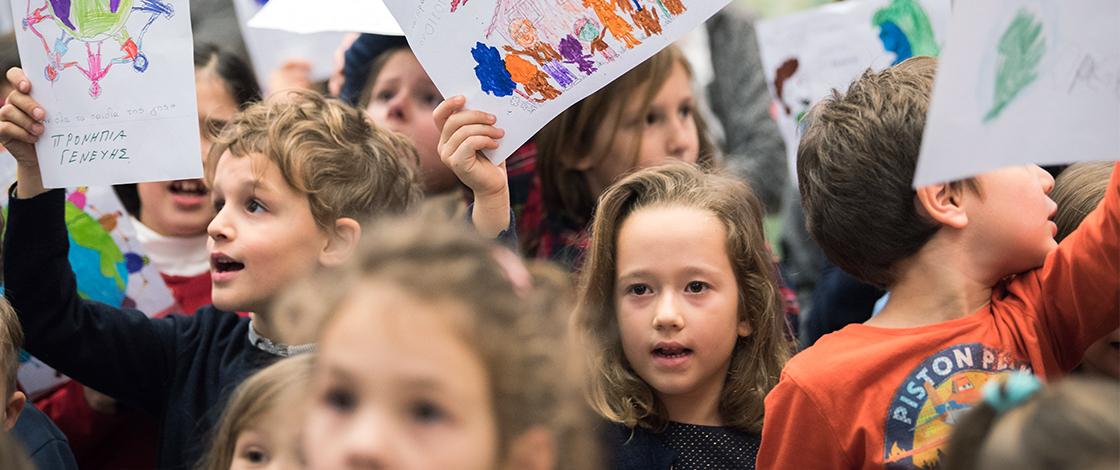 Religionsunterricht, Kinder, Junge Erwachsene