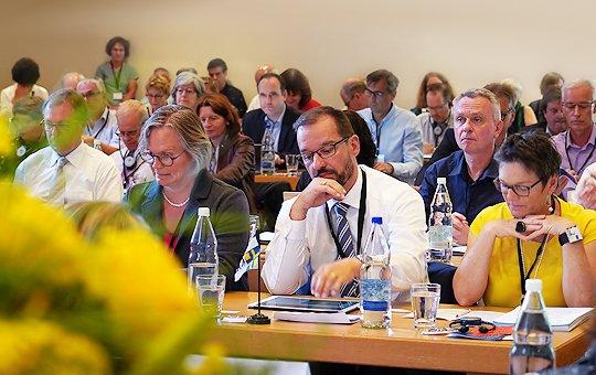 Sommer-Abgeordnetenversammlung in Winterthur