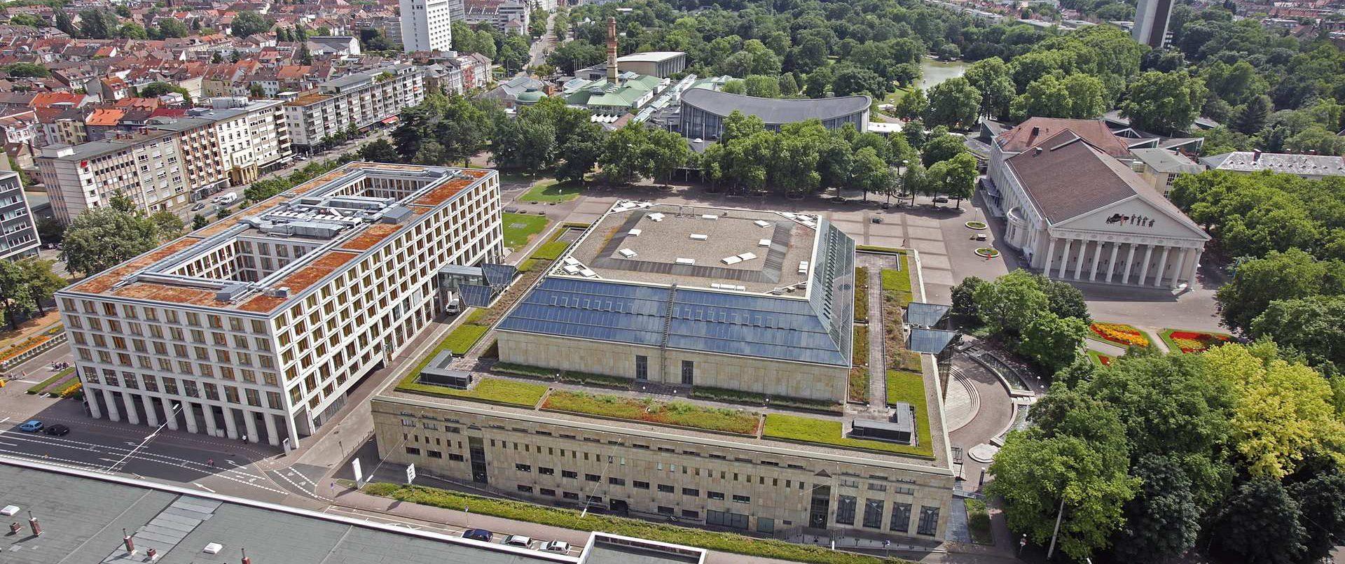 Messeplatz Karlsruhe