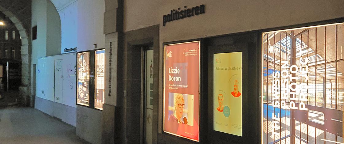 Politforum, Käfigturm Bern