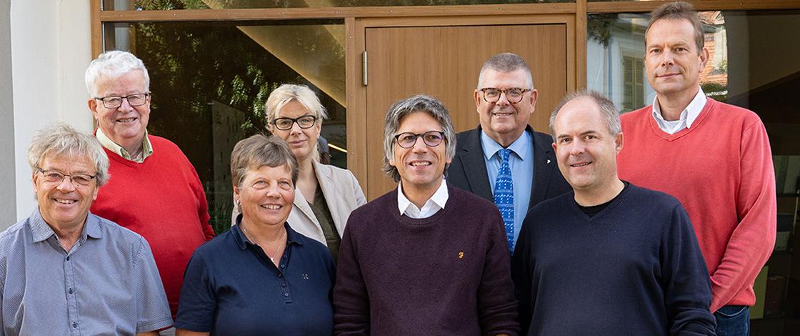 Gruppenbild, Protestantische Solidarität Schweiz