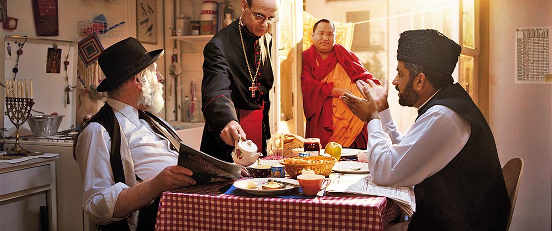 Themen Interreligioes