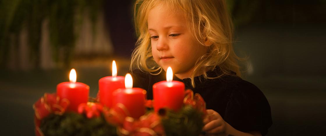 Christliche Feiertage, Adventskranz