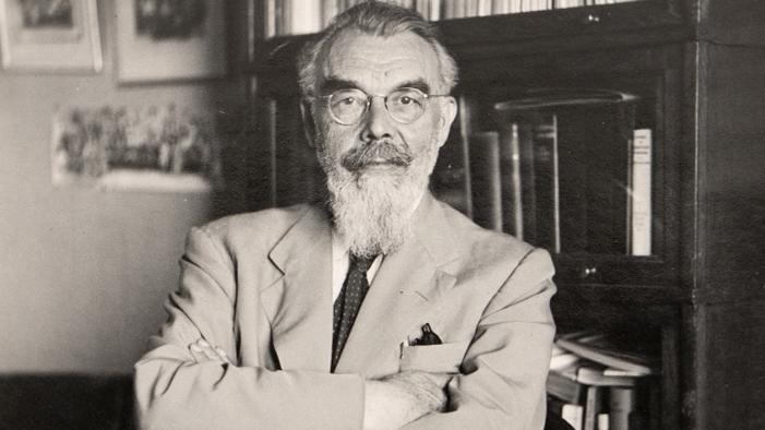 Zürcher Pfarrer, Adolf Keller