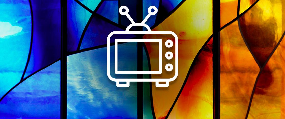 Digitaler Gottesdienst, Fernseh