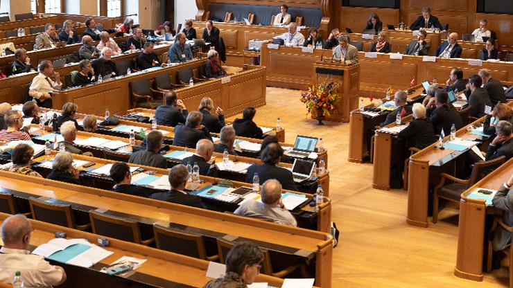 Synode, Plenum