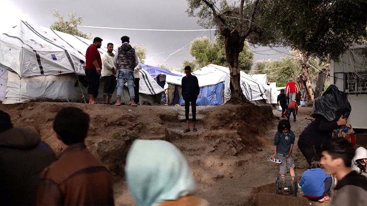Hilfsprojekt Lesbos
