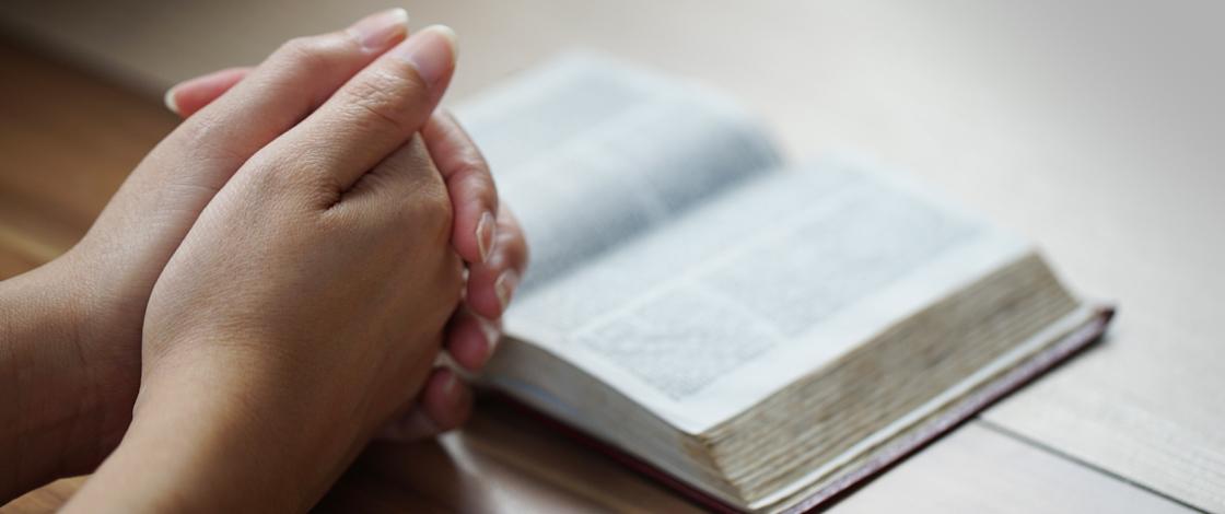 Liturgie, betend in der Bibel lesen