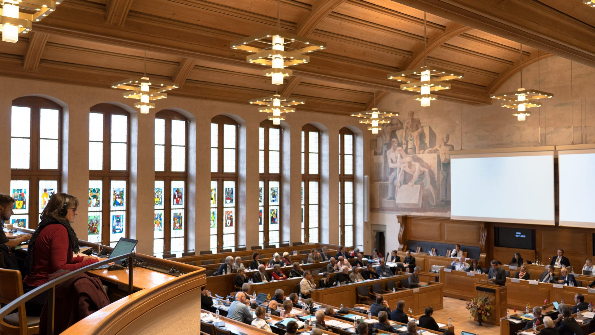 Synode 2020: Änderungen der Traktandenliste