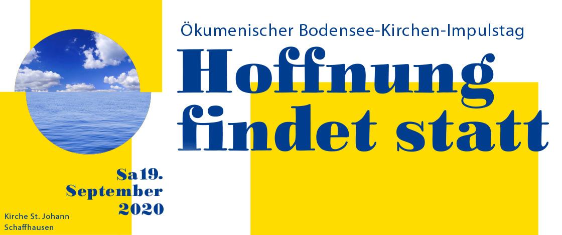 Agenda Bodensee Kirchentag