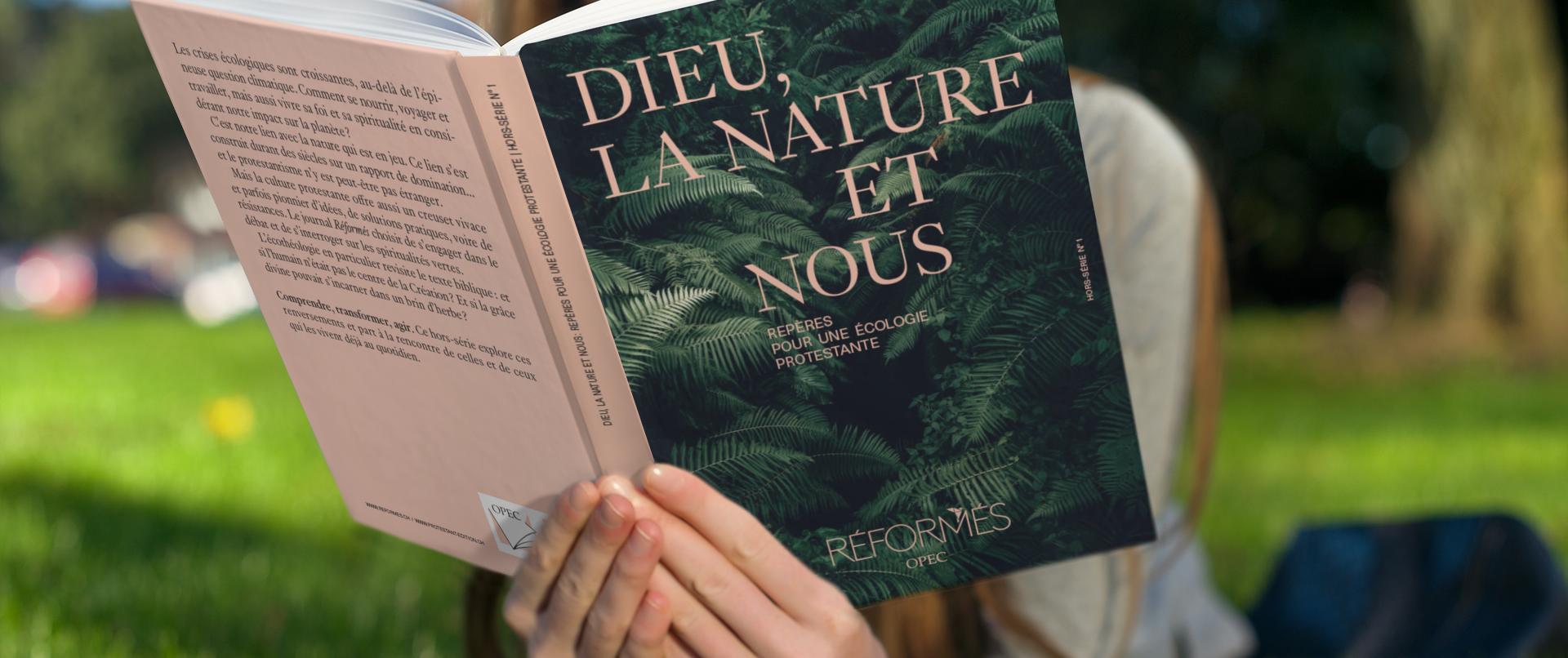 Photomontage Hors Serie Reformes Lu Dans Nature
