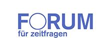 Logo Forum für Zeitfragen