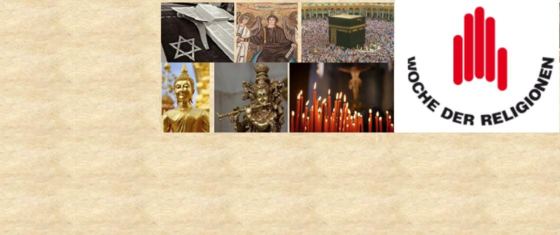 Agenda Wochederreligionen