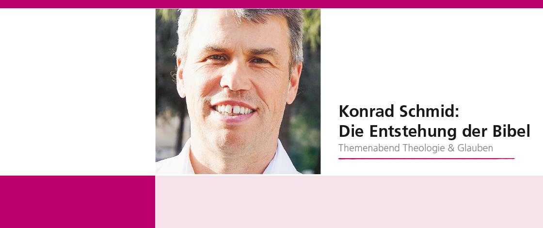 Konrad Schmid